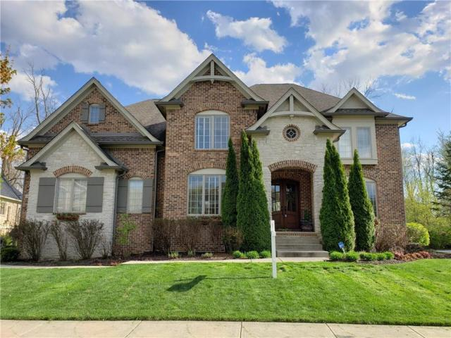 14923 Silent Bluff Court, Fishers, IN 46037 (MLS #21619987) :: AR/haus Group Realty