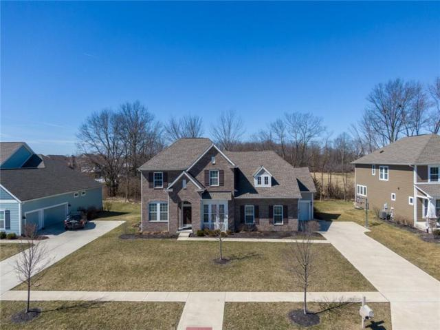 3680 Old Quarry Drive, Zionsville, IN 46077 (MLS #21622045) :: Richwine Elite Group