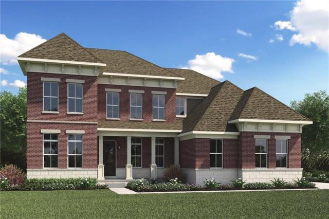 3525 Moorland Lane, Carmel, IN 46032 (MLS #21622114) :: AR/haus Group Realty