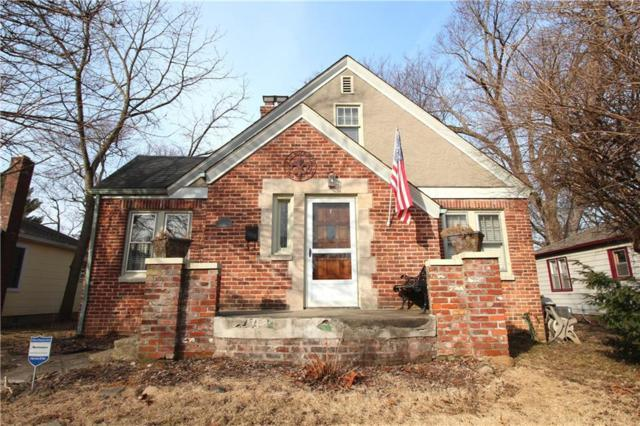 6468 N Park Avenue, Indianapolis, IN 46220 (MLS #21622217) :: Mike Price Realty Team - RE/MAX Centerstone