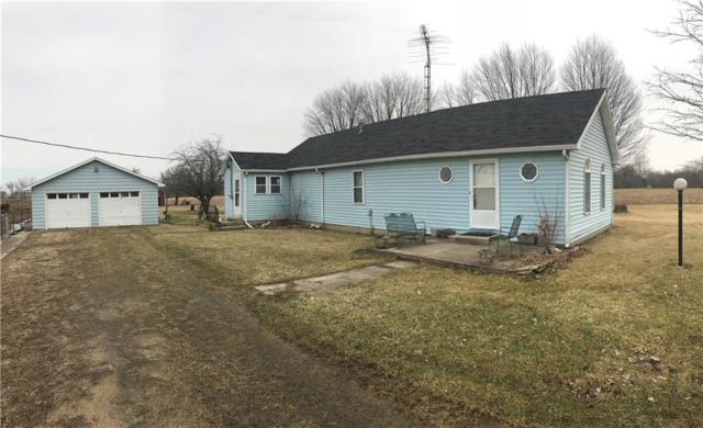 9770 E Eaton Albany Pike, Albany, IN 47320 (MLS #21622346) :: The ORR Home Selling Team