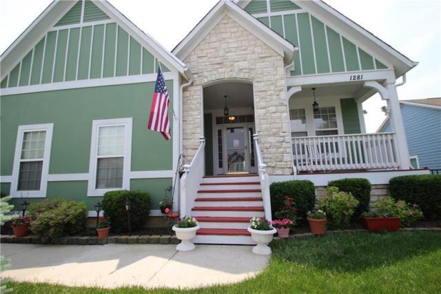 1281 Terrace Manor, Greenwood, IN 46143 (MLS #21622570) :: Heard Real Estate Team | eXp Realty, LLC