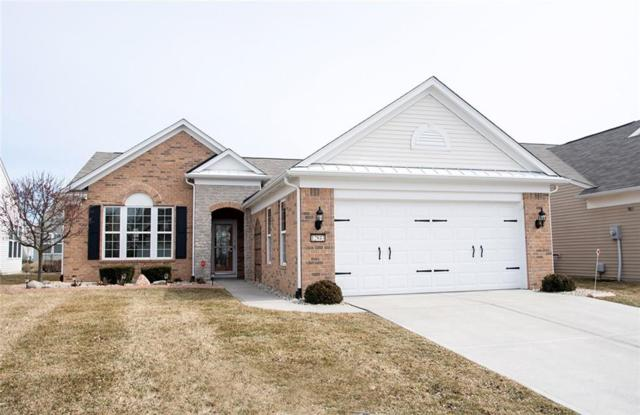 12843 Bardolino Drive, Fishers, IN 46037 (MLS #21623083) :: AR/haus Group Realty