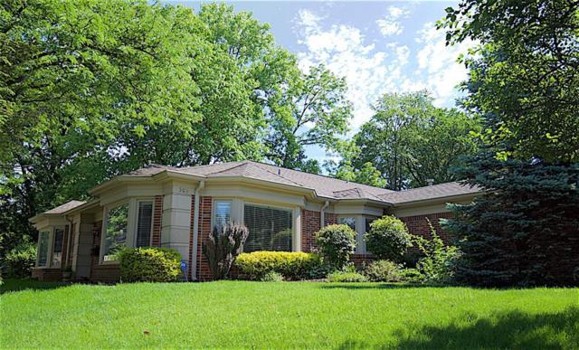 508 Bent Tree Lane, Indianapolis, IN 46260 (MLS #21623138) :: The Star Team | RE/MAX Realty Group