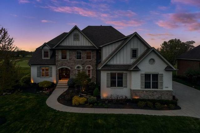 11086 Golden Bear Way, Noblesville, IN 46060 (MLS #21623310) :: The Evelo Team