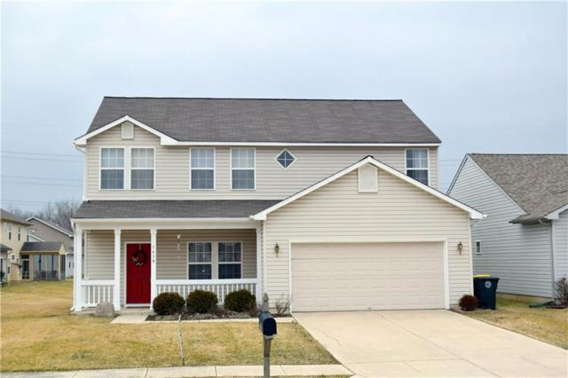 5638 Loudon Drive, Indianapolis, IN 46235 (MLS #21623475) :: Mike Price Realty Team - RE/MAX Centerstone