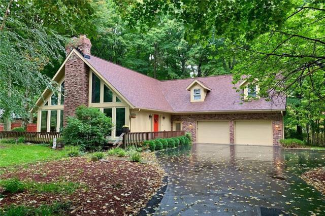 4072 Lakewood Trail, Clayton, IN 46118 (MLS #21623534) :: Mike Price Realty Team - RE/MAX Centerstone