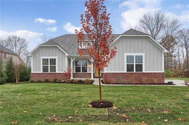 6841 Linden Woods Drive, Avon, IN 46123 (MLS #21623606) :: David Brenton's Team