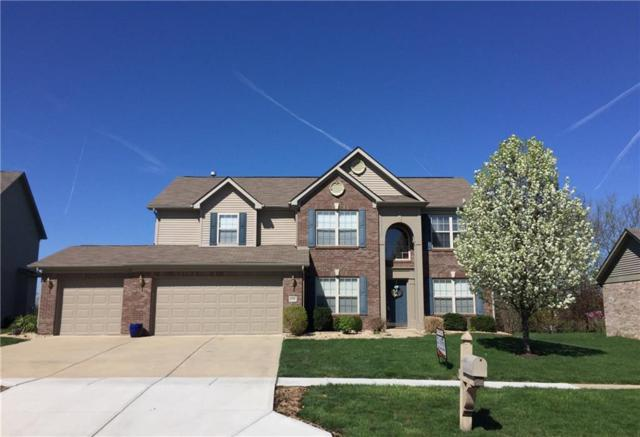 1990 Woodfield Drive, Greenwood, IN 46143 (MLS #21623689) :: Mike Price Realty Team - RE/MAX Centerstone