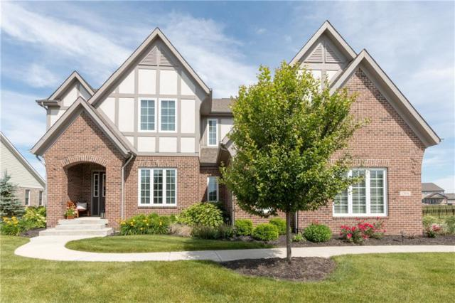 13818 Roy Anderson Boulevard, Fishers, IN 46038 (MLS #21623786) :: AR/haus Group Realty