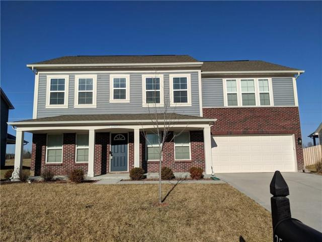 2568 Twinleaf Drive, Plainfield, IN 46168 (MLS #21623869) :: Mike Price Realty Team - RE/MAX Centerstone