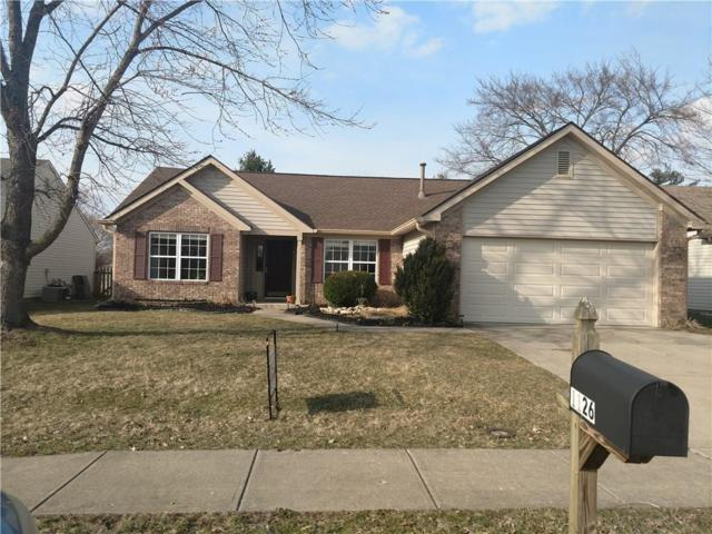 1126 Jasmine Drive, Greenfield, IN 46140 (MLS #21623874) :: Mike Price Realty Team - RE/MAX Centerstone