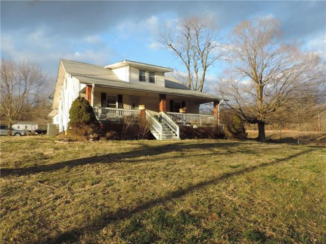 2351 E Kelly Branch Road, Bloomfield, IN 47424 (MLS #21623933) :: Your Journey Team