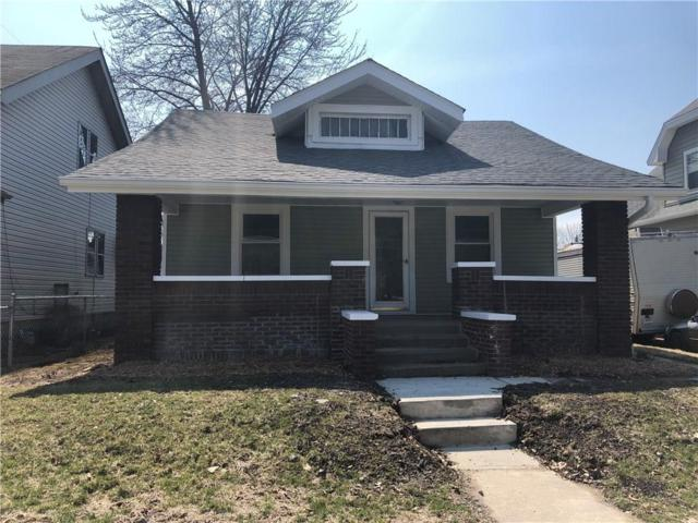 957 E Raymond Street, Indianapolis, IN 46203 (MLS #21624044) :: Mike Price Realty Team - RE/MAX Centerstone