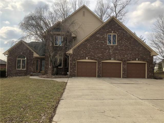 326 Pebble Brook Circle, Noblesville, IN 46062 (MLS #21624263) :: David Brenton's Team