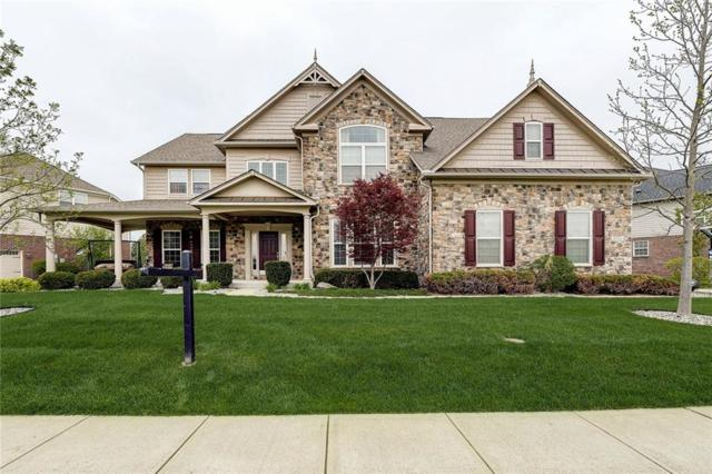 2724 Still Creek Drive, Zionsville, IN 46077 (MLS #21625363) :: AR/haus Group Realty