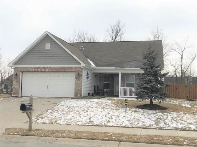 4205 Pearson Drive, Westfield, IN 46062 (MLS #21625461) :: Mike Price Realty Team - RE/MAX Centerstone