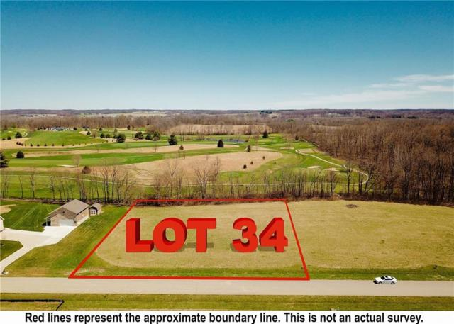 Lot 34 Hyland Meadows Drive, Knightstown, IN 46148 (MLS #21625470) :: David Brenton's Team