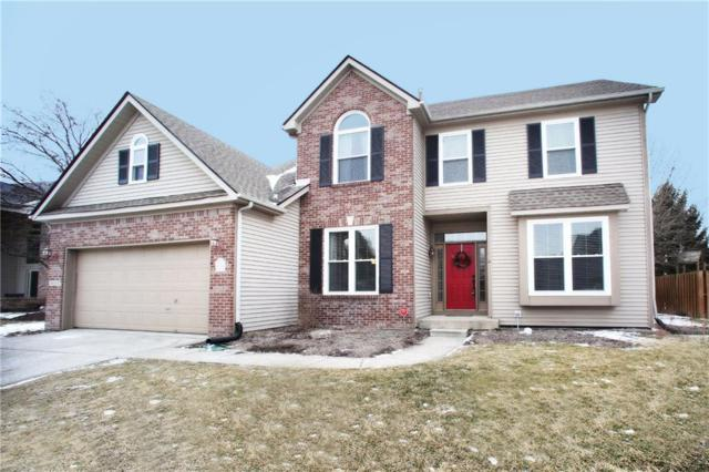 10195 Red Tail Drive, Fishers, IN 46037 (MLS #21625533) :: Mike Price Realty Team - RE/MAX Centerstone