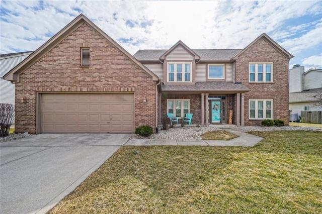 4830 Ashbrook Drive, Noblesville, IN 46062 (MLS #21625554) :: Mike Price Realty Team - RE/MAX Centerstone