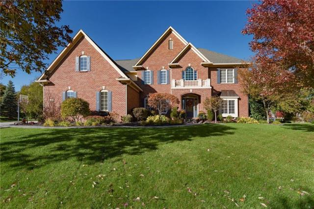 3724 Riddell Lane, Westfield, IN 46062 (MLS #21625734) :: The ORR Home Selling Team