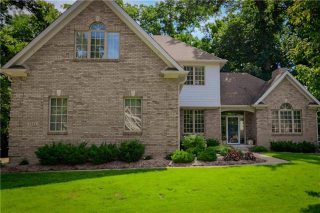 7383 Oakland Hills Court, Indianapolis, IN 46236 (MLS #21625870) :: The ORR Home Selling Team