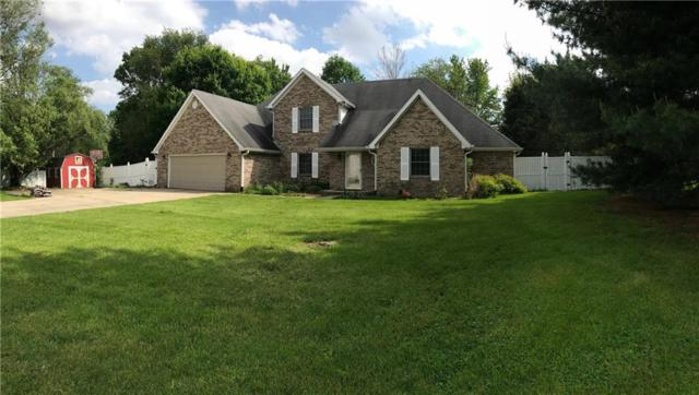 417 W Columbia Street, Jamestown, IN 46147 (MLS #21625955) :: Mike Price Realty Team - RE/MAX Centerstone