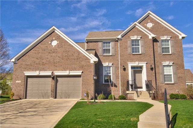 12838 Walbeck Dr, Fishers, IN 46037 (MLS #21626155) :: AR/haus Group Realty