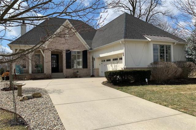11487 Golden Willow Drive, Zionsville, IN 46077 (MLS #21626321) :: AR/haus Group Realty