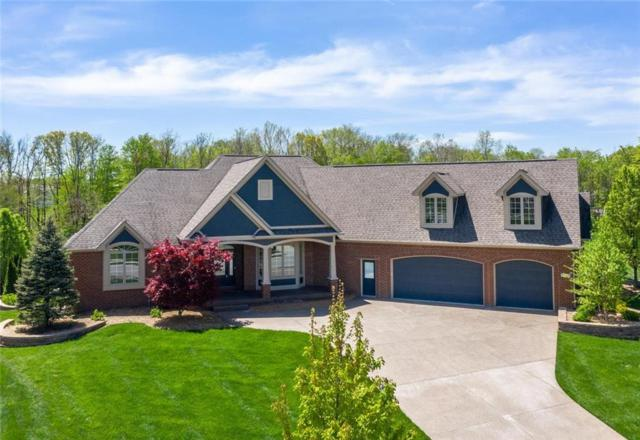 14345 Gainesway Circle, Fishers, IN 46040 (MLS #21626384) :: Richwine Elite Group