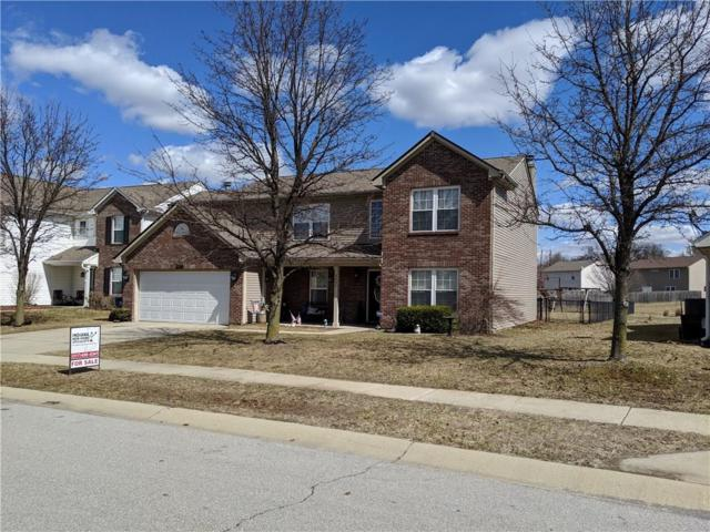 8027 Painted Pony Drive, Indianapolis, IN 46217 (MLS #21626407) :: Mike Price Realty Team - RE/MAX Centerstone