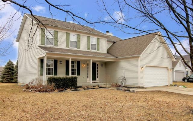 967 Hearthside Drive, Brownsburg, IN 46112 (MLS #21626445) :: Mike Price Realty Team - RE/MAX Centerstone