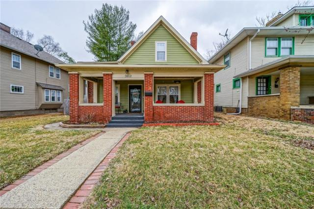3852 N Park Avenue, Indianapolis, IN 46205 (MLS #21626493) :: AR/haus Group Realty