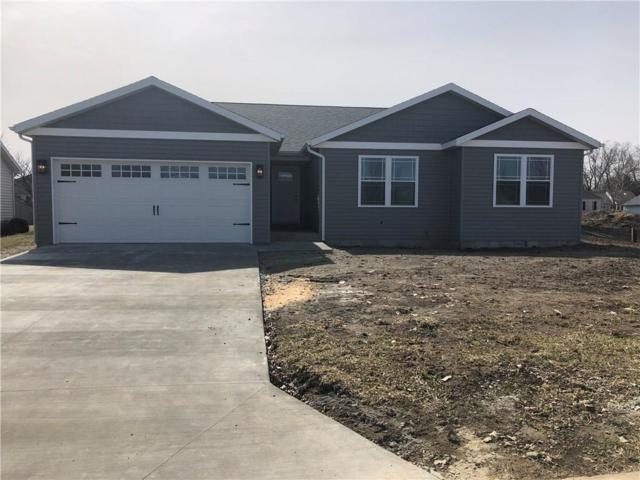 5501 W Hazelwood Drive, Yorktown, IN 47304 (MLS #21626607) :: The ORR Home Selling Team