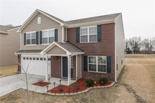878 Starflower Trace, Greenwood, IN 46143 (MLS #21626747) :: Mike Price Realty Team - RE/MAX Centerstone