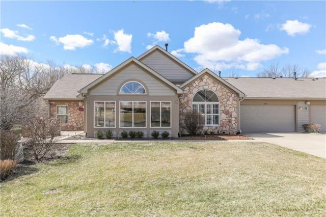 1142 Deerbrook Trail, Greenwood, IN 46142 (MLS #21626864) :: Mike Price Realty Team - RE/MAX Centerstone