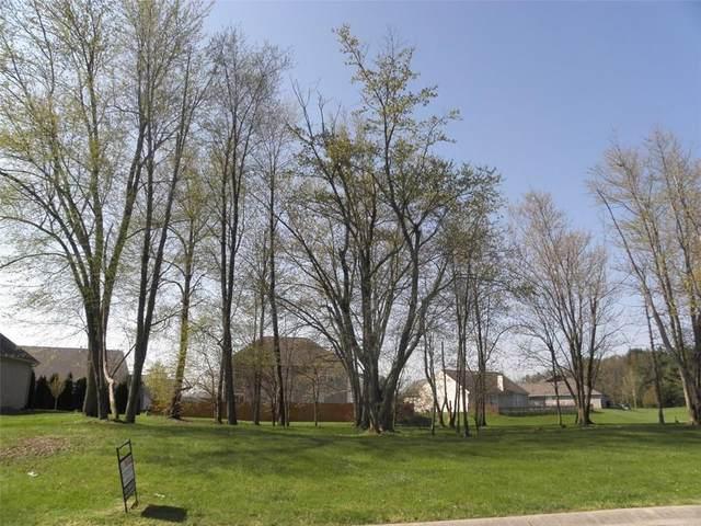 280 S Woodridge Drive, Pittsboro, IN 46167 (MLS #21626985) :: Heard Real Estate Team | eXp Realty, LLC