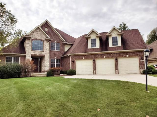 14723 Whispering Breeze Drive, Fishers, IN 46037 (MLS #21626995) :: AR/haus Group Realty