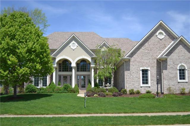 62 Oak Tree Drive, Brownsburg, IN 46112 (MLS #21627084) :: Richwine Elite Group