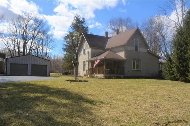 5253 W 8TH Street Road, Anderson, IN 46011 (MLS #21627181) :: The ORR Home Selling Team