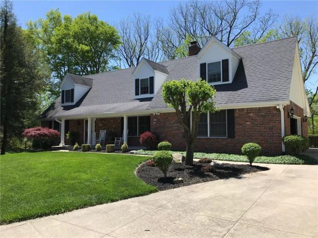 530 Lawnwood Drive, Greenwood, IN 46142 (MLS #21627405) :: Mike Price Realty Team - RE/MAX Centerstone