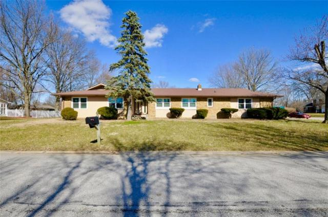 6619 Glacier Drive, Indianapolis, IN 46217 (MLS #21627425) :: Mike Price Realty Team - RE/MAX Centerstone