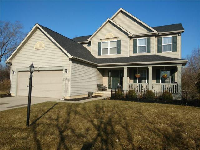 7126 Gwinnett Place, Noblesville, IN 46062 (MLS #21627433) :: Mike Price Realty Team - RE/MAX Centerstone