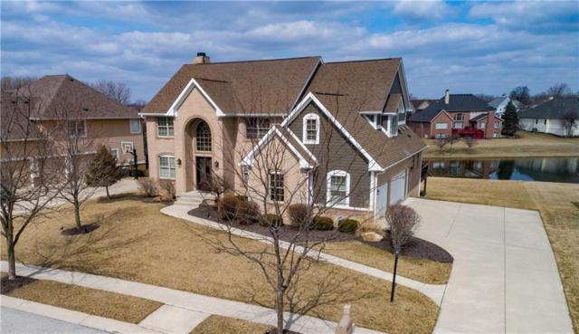 14707 Macduff Drive, Noblesville, IN 46062 (MLS #21627448) :: AR/haus Group Realty