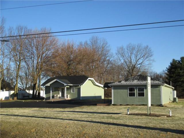 5252 E Main Street, Avon, IN 46123 (MLS #21627588) :: The Evelo Team