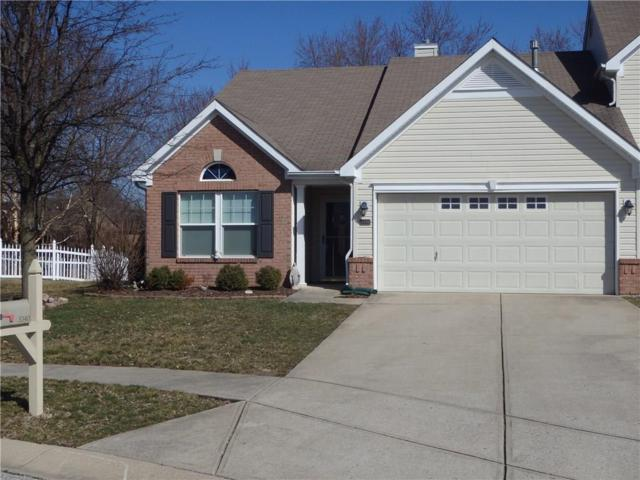 3340 Eaton Mews Court, Greenwood, IN 46143 (MLS #21627597) :: HergGroup Indianapolis