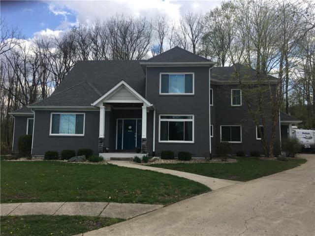 1676 James Boulevard, Greenfield, IN 46140 (MLS #21627619) :: Richwine Elite Group