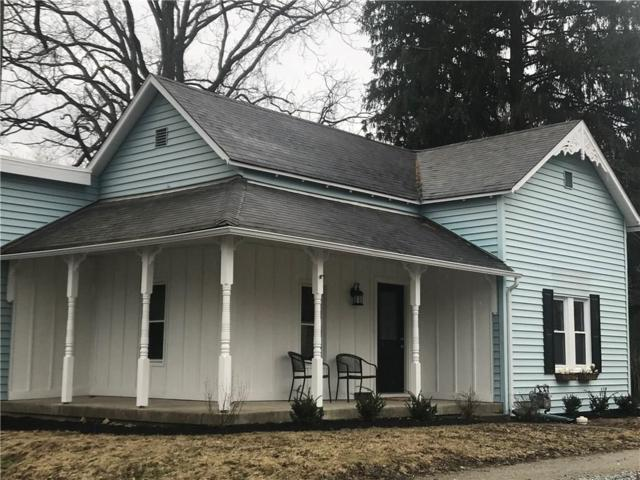 301 Taylor Street, Pendleton, IN 46064 (MLS #21628039) :: Mike Price Realty Team - RE/MAX Centerstone