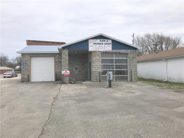 6 S Main Street, Carthage, IN 46115 (MLS #21628104) :: AR/haus Group Realty