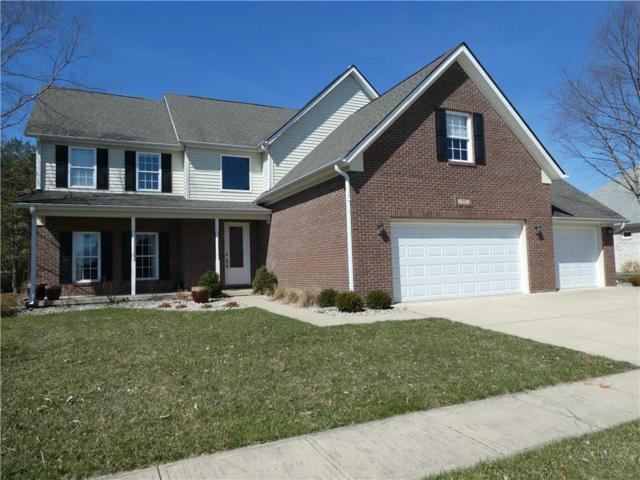 2793 Dylan Drive, Shelbyville, IN 46176 (MLS #21628111) :: AR/haus Group Realty